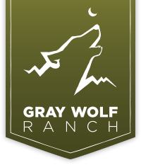 Image of Gray Wolf Ranch Logo