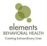 Image of Elements behavioral health logo